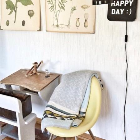 Verträumtes skandinavisches Design von Funky Doris (Foto @sirioreelle)
