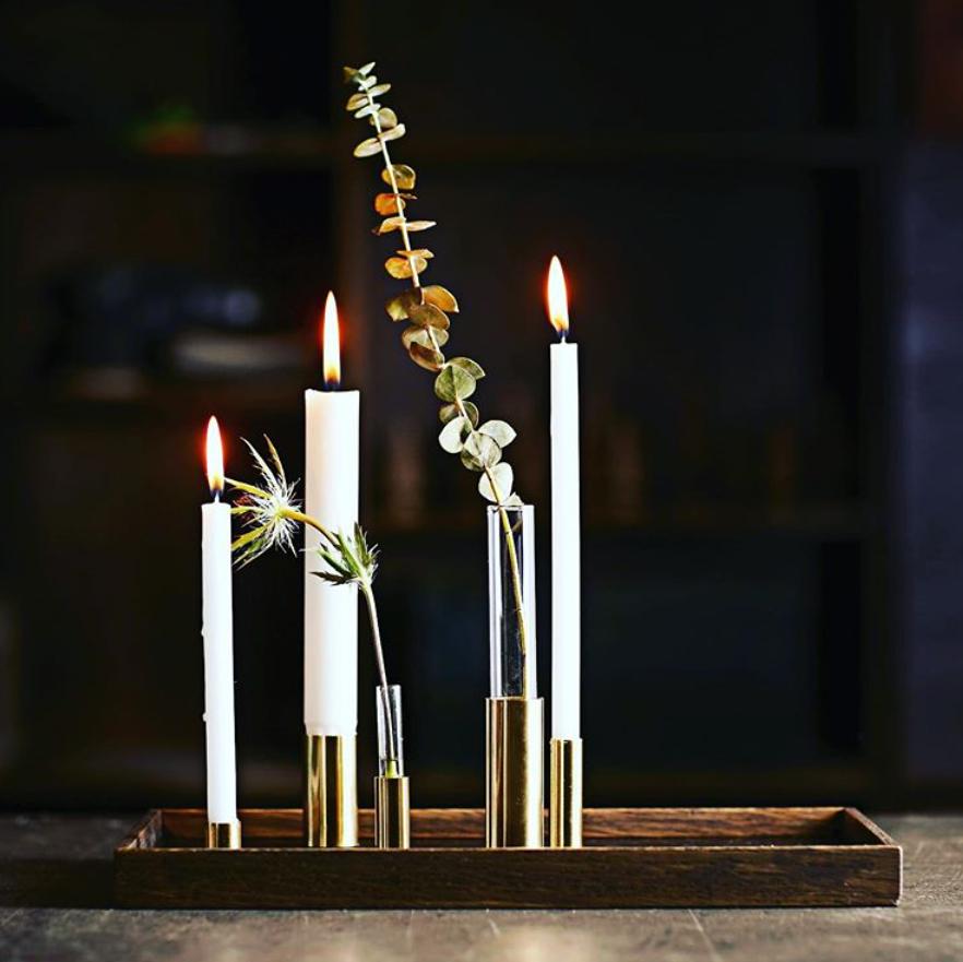 Kerzenstimmung mit The Oak Men