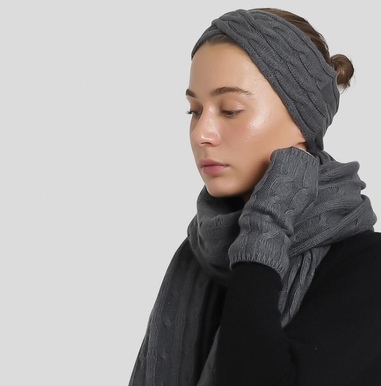 Warm ausgestattet für den Winter aus Wolle