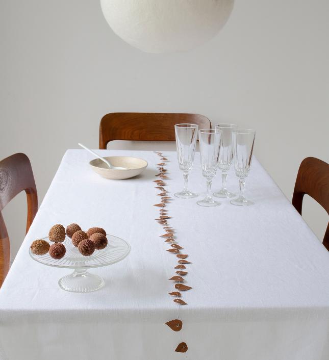 Gedeckter Tisch von Jurianne Matter