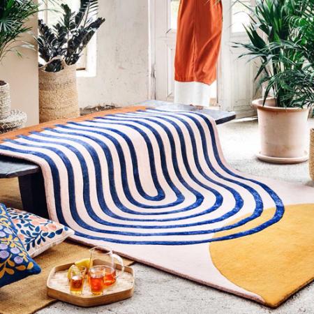 Teppich Atrium von Finarte