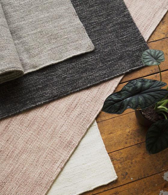Gewebter Teppich Norm aus Wolle
